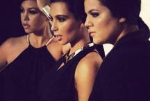 Kardashians / by Cristalle Pronos