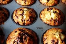 Muffins  / by Sarah Therien