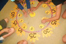 Kindergarten Math / by Jennifer Garrison