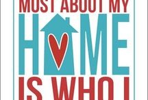 For the Home / by Susan Martelli