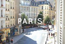 Paris / by Erin Devey