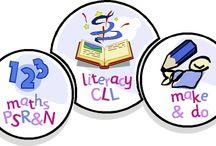 Literacy / Kindergarten english and literacy resources / by Shannon McGrath