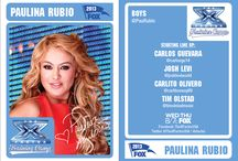 Boys Baseball Cards Gallery / Paulina's boys have their game face on! Collect all of the contestant cards and build your perfect team today! Who would be in your top 4? / by The X Factor USA