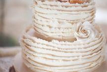Cake and baking / by Amalia Barrera