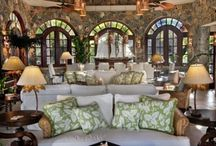 interior design / by Marie HeartofGold Swanson