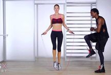 QUICKIES (WORK OUT VIDEOS) / by Emily Volaski