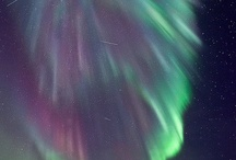 Northern lights / by Rebecca Cain
