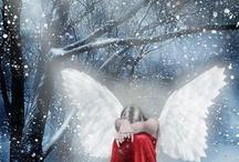 angels / by Eileen Feliciano