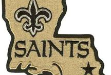 Saints GIRL!!!! / by Kami Broussard