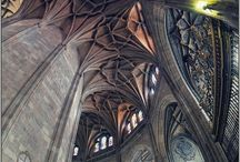 Gothic Structures / by Paul Nikulla