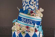 Cakes / by Tracie Conklin Burton