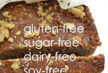 Soy & dairy free recipes / by Laura Bardsley