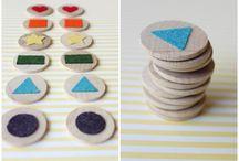 Toddler/Preschool/Kindergarten Ideas / by Ashley