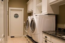 Laundry Room / by Marcella Friedrich
