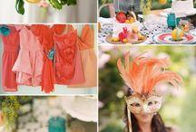 My perfect fall wedding / by Meagan O'Nizz