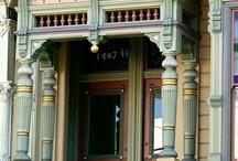 Victorian Architecture / by Ť ℛ ä ç ¥ ˙ ✿ ˙ ÕÞě ℛ ä
