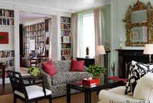 Living Room / by Meghan Blackwell