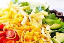Salads / by Mandy Ochoa