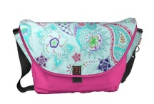 bags bags bags bags bags / You can never have too many bags / by Clareville Designs