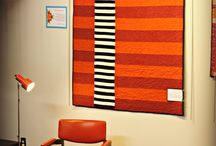 Modern Quilts / by Jina Barney