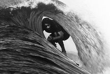 Black & White Surf / by FUSE Surfwear
