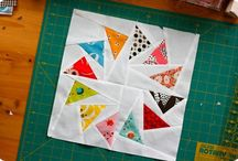 Paper Pieced Quilt Blocks / by Quilt Kit Shop pre-cut kits
