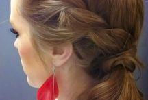 Hair Ideas / by Kasey Payne