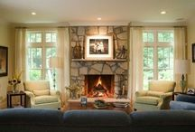 {Interiors} Great/Living Room / by Leslie Baird