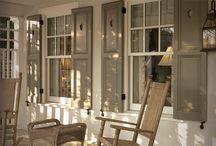 Home Exterior Ideas / by Ellen Barnes