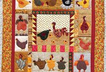Chicken Quilts / by Margaret Syth