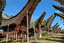 Architecture Traditional Indonesia / by Juleha