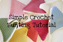 learn to crochet and knit / learn how to and patterns / by Lizzie Longworth