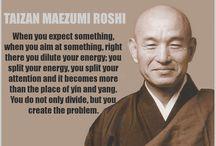 Buddhist Quotes / by Adam Kō Shin Tebbe