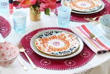 tablescapes / by Megan Marie Griffin