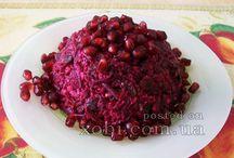 Ukrainian Recipes / by Ivanna Kokriatskaia