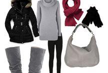 Winter Style / by Dawn Huxel Davison