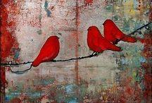 Love Birds / by Kim Fowler