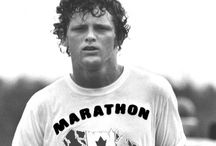 Terry Fox  My hero. / by Arron Jeavons