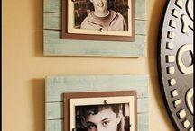 Home Deco_Pallet Ideas / by Vicki Hall