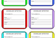 classroom resources / by Dru Bourgeois