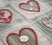 Quilt: Hearts / by Liz Geisert Kirk