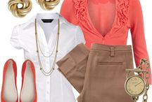 Teacher Clothes :) / by Katie Gabriele
