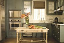 KITCHENS!!! / by Emily Callais
