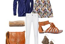 clothes I love / by Audrey Jordan