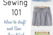 Crafting: Sewing / by Morgan