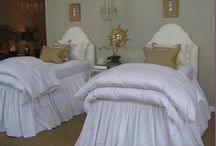 bedding & linens... / by {daphne} flip flops pearls & wine