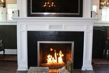 Fireplace & Surrounds / by Peggy Farmer