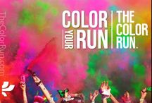 color run / by Brittany Guereque