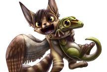 I Love Lizards  / by Dee Lacey-Wyman