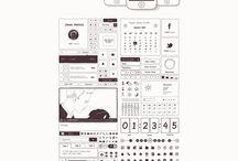 Design, type webdesign / by Marte Teigen